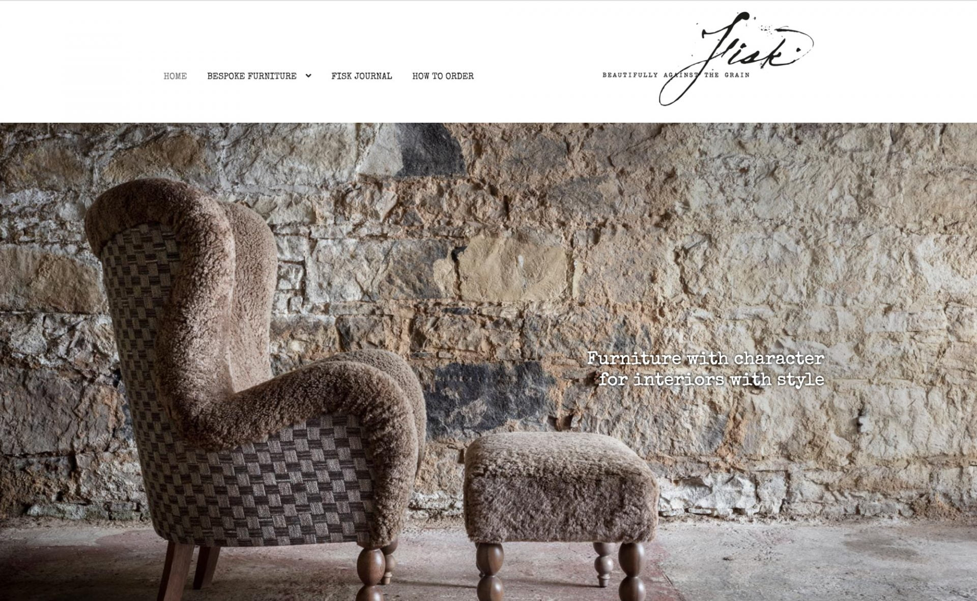 Fisk - Furniture with character for interiors with style